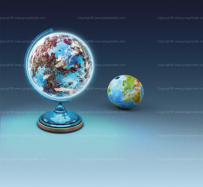 Science et Vie Junior - Exoplanète
