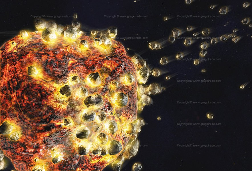 Science et Vie - Formation de la terre